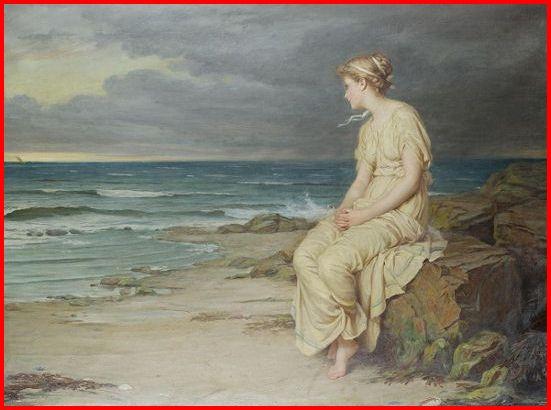 Miranda by the Sea