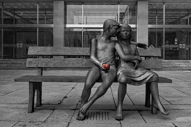 secret bench of knowledge