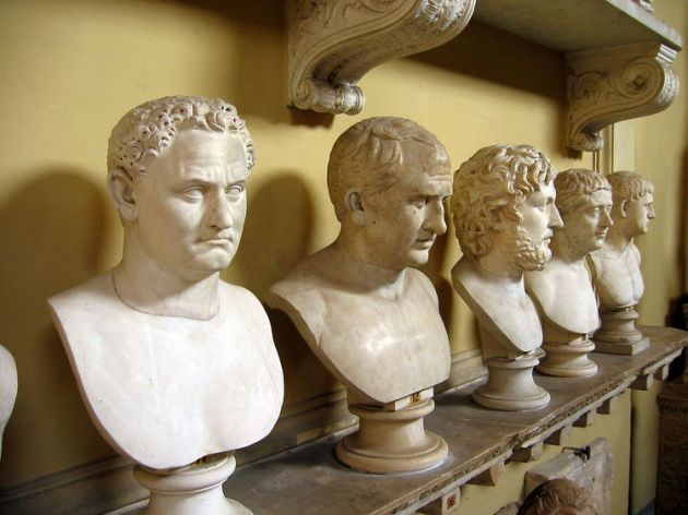 heads at vatican