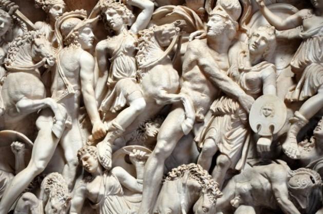 Viale dei Bastioni di Michelangelo, Borgo, Roma, Vatican