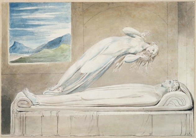 William Blake Soul