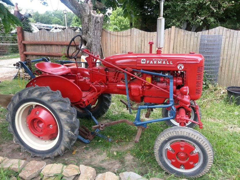 modern tractor2