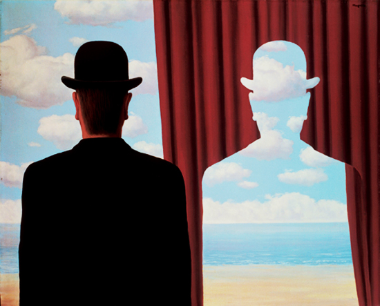 rene-magritte-Decalcomania