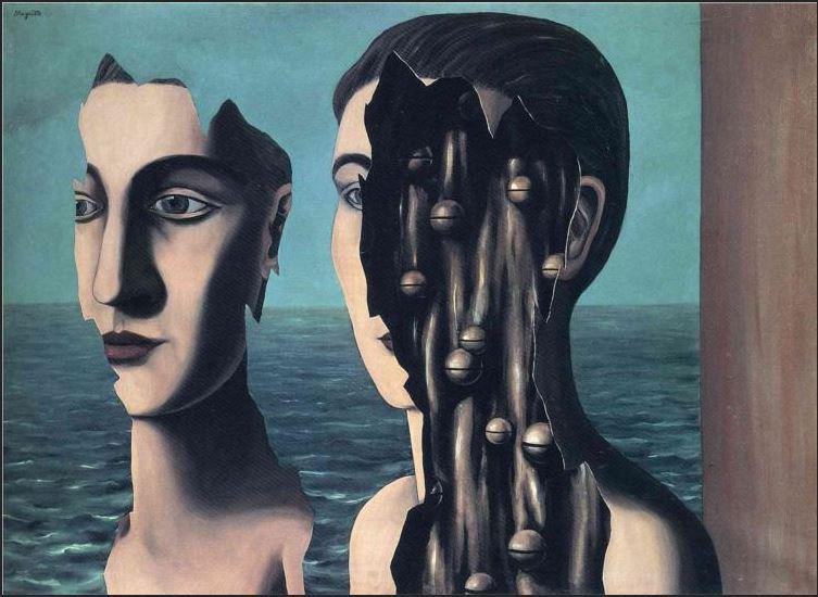 Secret Double Magritte