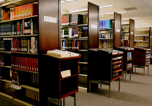 library-research
