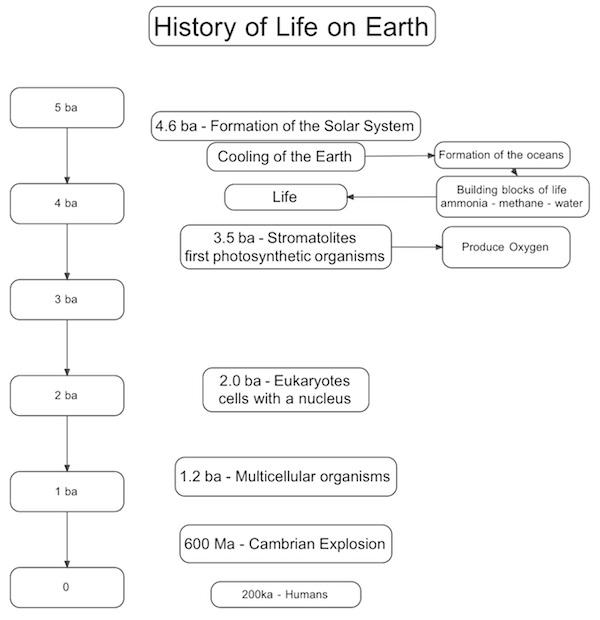Life-on-Earth