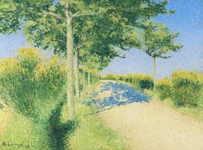 Achille Lauge Spring